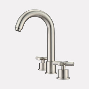 Ascot Widespread Bathroom Faucet