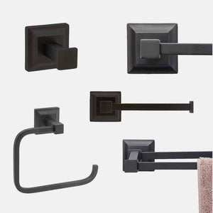 Atlin 5-Piece Bathroom Accessory Set