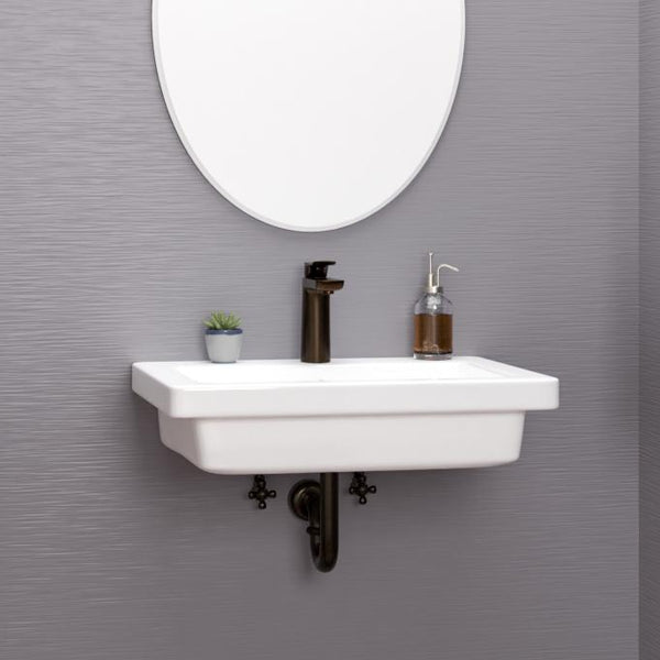 Bathroom Wall-Mount Sinks
