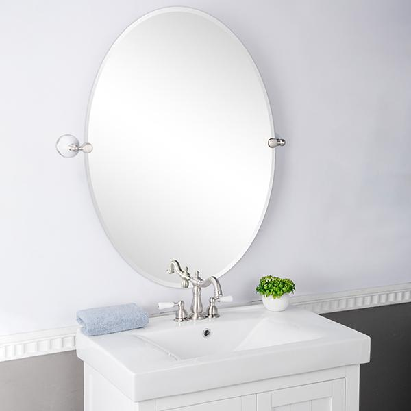 Bantry Oval Tilting Mirror