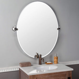 Barton Oval Tilting Mirror