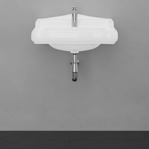 Becida Vitreous China Wall-Mount Sink