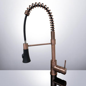 Bennett Kitchen Faucet with Spring Spout