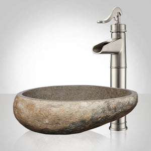 Bixby River Stone Vessel Sink