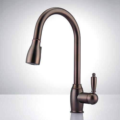 Bodmin Single-Hole Pull-Down Kitchen Faucet
