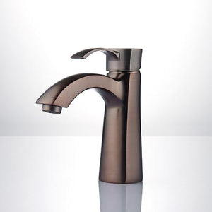 Borth Single-Hole Bathroom Faucet