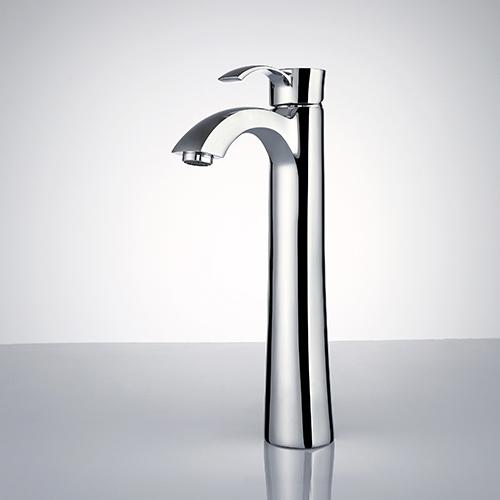 Borth Single-Hole Vessel Faucet