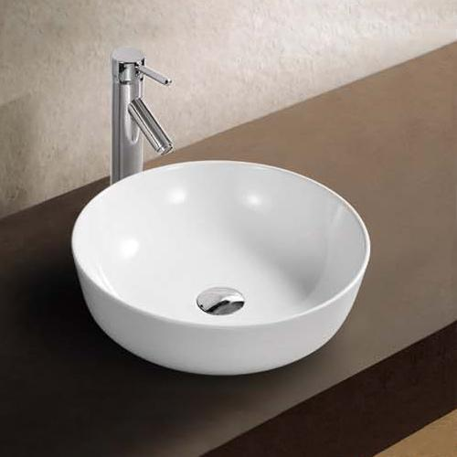 Brampton Vitreous China Round Vessel Sink