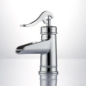 Bude Single-Hole Bathroom Faucet