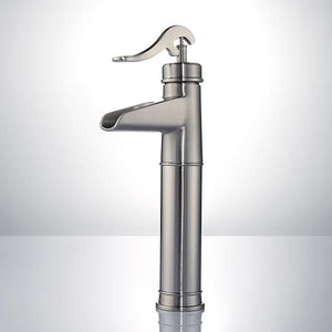 Bude Single-Hole Vessel Faucet