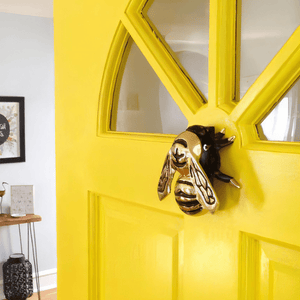 Bumblebee Door Knocker