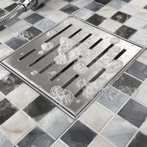 Calvinia Square Shower Drain