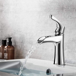 Campeiro Single-Handle Basin Bathroom Faucet