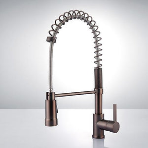 Carlow Kitchen Faucet with Spray Spout