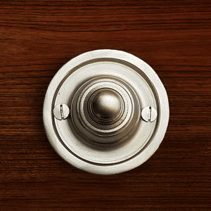 Cast Brass Standard Doorbell