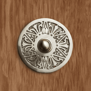 Cast Brass Sunshine Doorbell