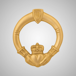 Claddagh Door Knocker