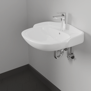 Condon Vitreous China Wall-Mount Bathroom Sink