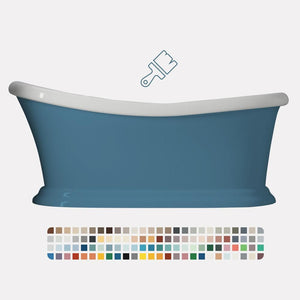 Custom Tub Painting