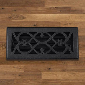 Decorative Cast Iron Floor Register