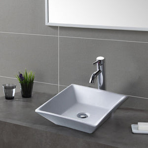 Devens Vitreous Chins Vessel Sink