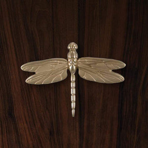 Dragonfly in Flight Door Knocker - Small