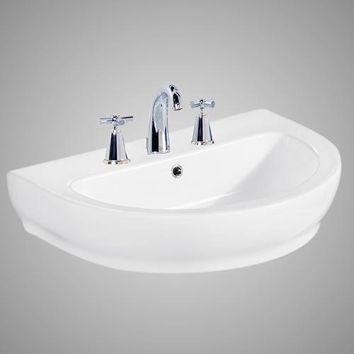 Dublin 200 Vitreous China Wall-Mount Sink