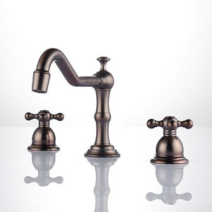 Egham Widespread Bathroom Faucet
