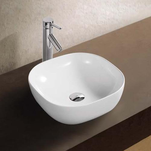 Embar Vitreous China Vessel Sink