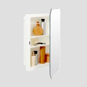 Euclid Frameless Beveled Medicine Cabinet - Small