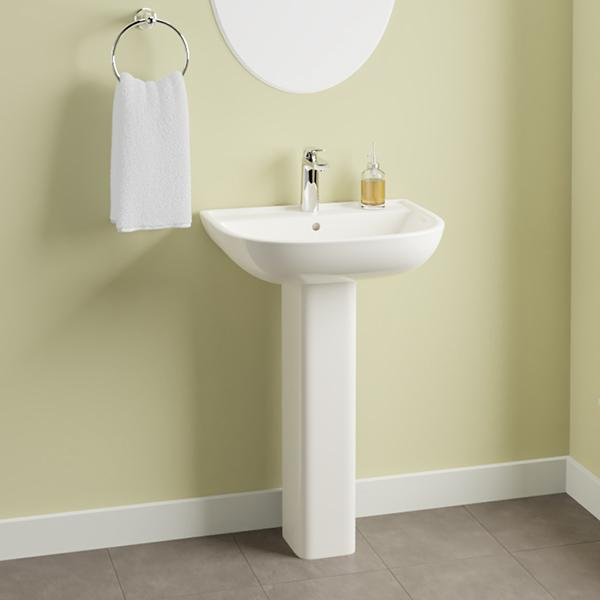 Fallston 300 Vitreous China Pedestal Sink