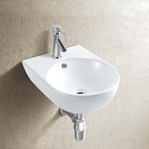 Farwell Vitreous China Wall-Mount Bathroom Sink