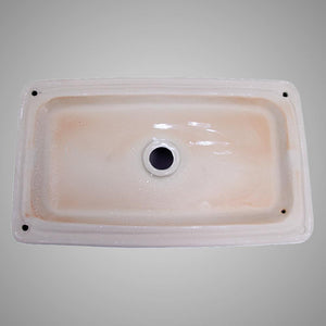Fermont Vitreous China Rectangular Vessel Sink