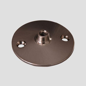 Flange for Shower Rod Ceiling Support