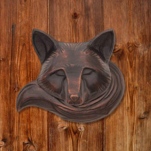 Fox Door Knocker - Large