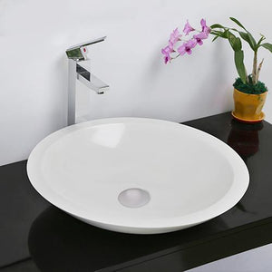 Gabbs Resin Vessel Sink