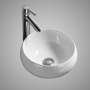 Geva Vitreous China Vessel Sink