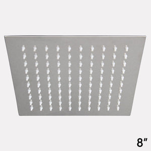 Gibson Square Rainfall Shower Head