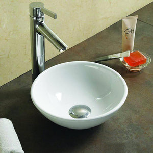 Gildas Vitreous China Vessel Sink