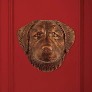 Golden Retriever Door Knocker