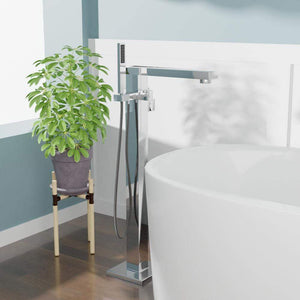Hanton Freestanding Tub Faucet with Hand Shower