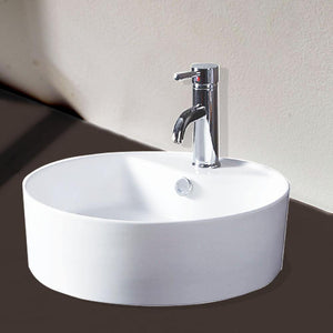 Hardwick Vitreous China Vessel Sink