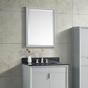Heppner Framed Surface Mount Medicine Cabinet