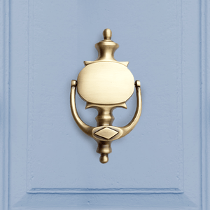 Imperial Door Knocker