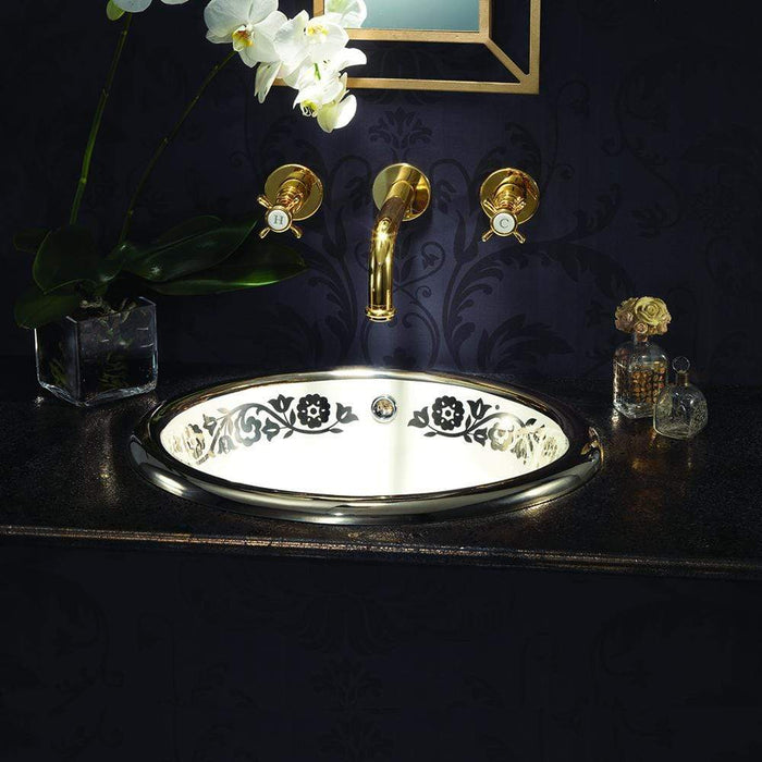 Jayess Handcrafted Fireclay Drop-In Sink