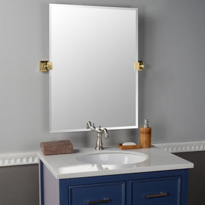Lantry Rectangular Tilting Mirror