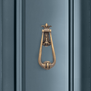 Loop Door Knocker