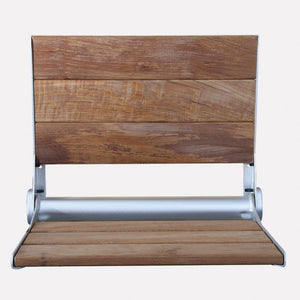 Monetta Wall-Mount Folding Shower Seat