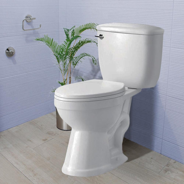 Morrison Siphonic Two-Piece Toilet - ADA Height