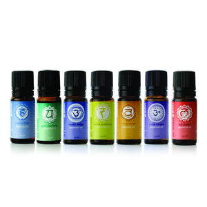 Mr. Steam Chakra Oils